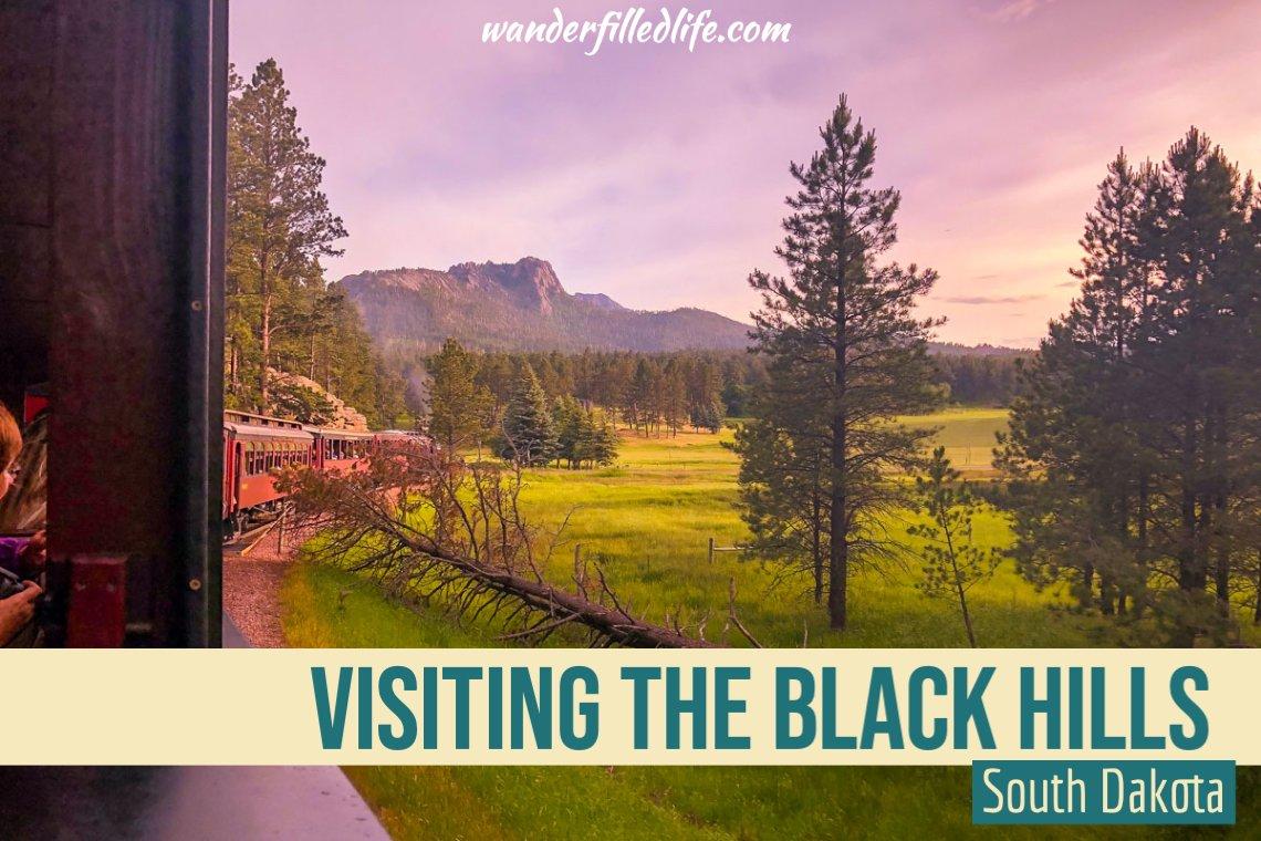 Visiting the Black Hills