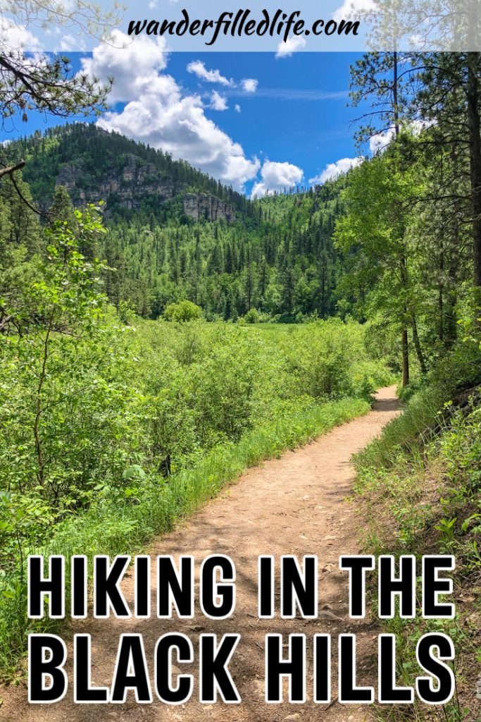 The Black Hills is one of the coolest places we have ever visited. One of the best ways to explore this unique place is hiking in the Black Hills.