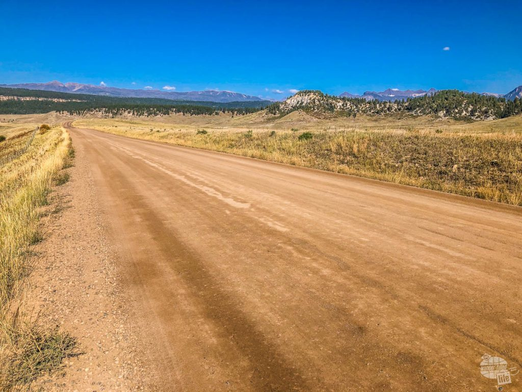 Piedra Road is an easy scenic drive in Pagosa Springs.