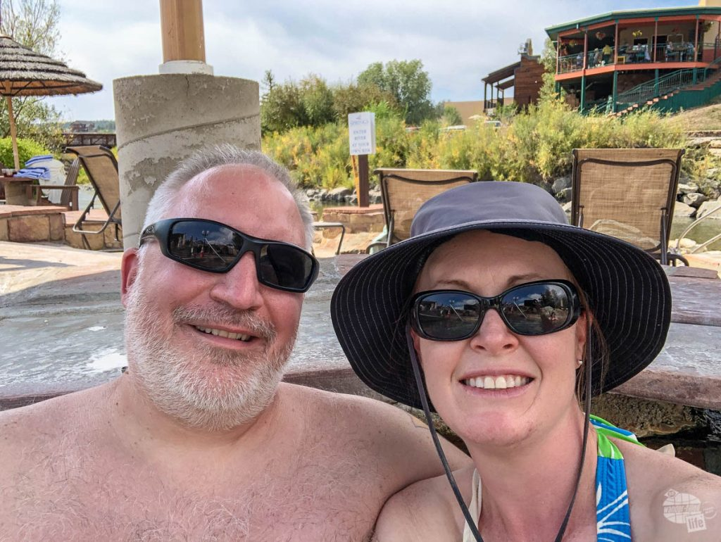 A visit to The Springs is one of the most relaxing things to do in Pagosa Springs.