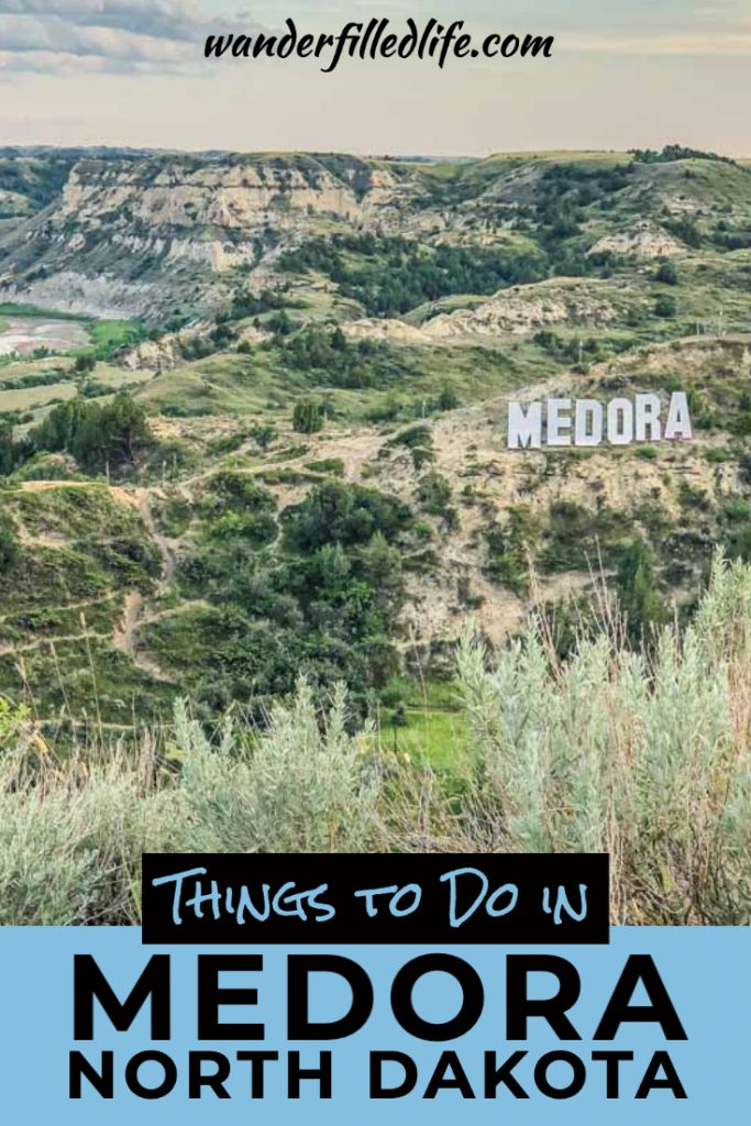 For a small town, there are plenty of things to do in Medora, ND. From Theodore Roosevelt NP to the Medora Musical, its worth a visit!