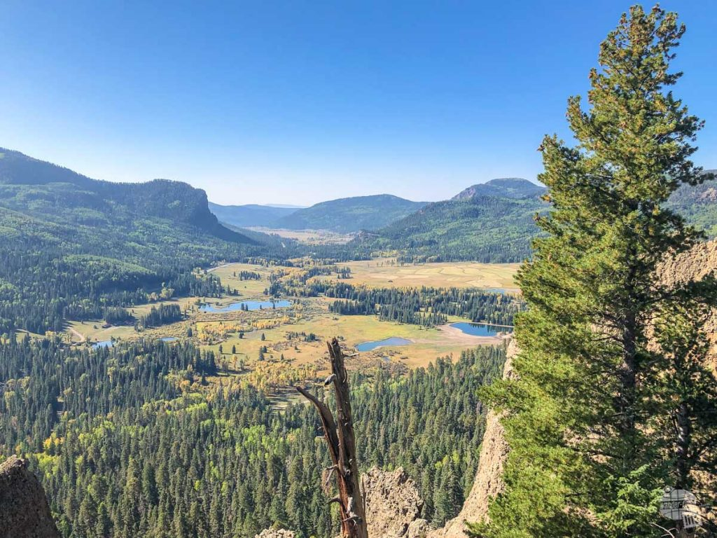 A scenic drive in Pagosa Springs will offer many great views.