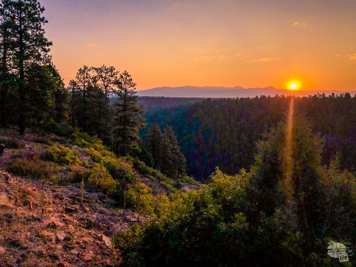 With a lack of hotels a vacation home is a great place to stay in Pagosa Springs.