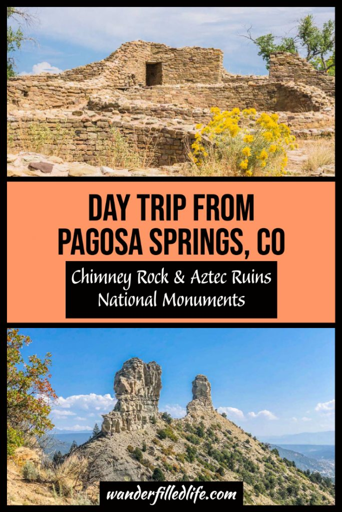 Day Trip From Pagosa Springs