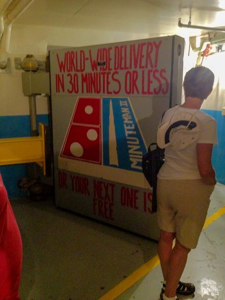 A visit to Minuteman Missile NHS is a must when visiting the South Dakota national parks.