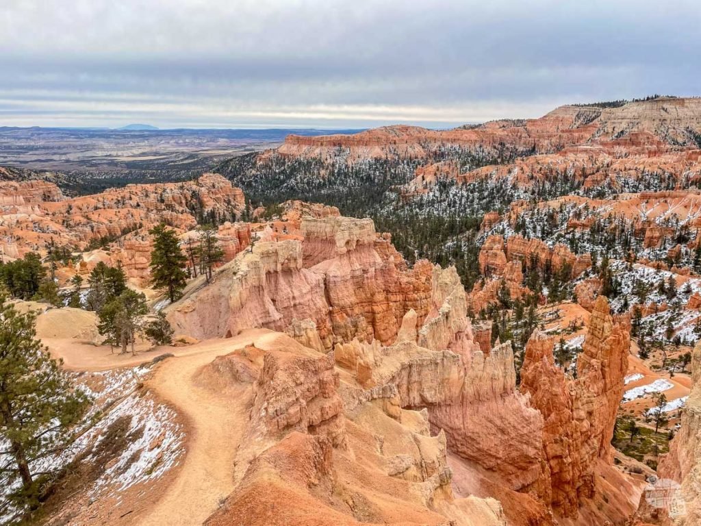 Queens Garden Trail at Bryce Canyon.