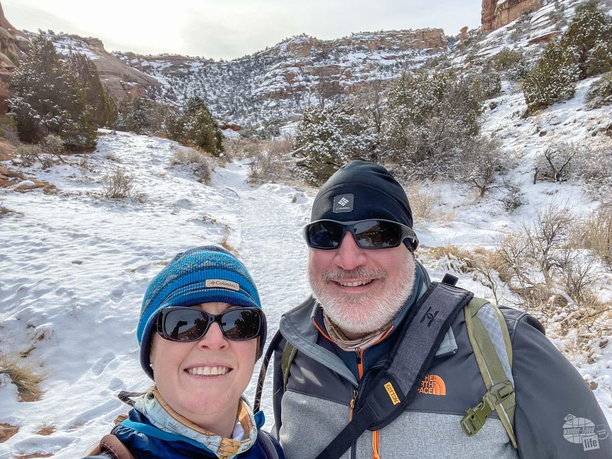 Hiking Devils Kitchen Trail