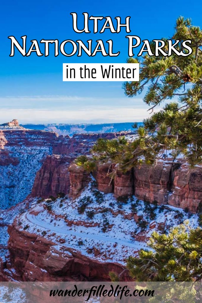Visiting Utah National Parks in the winter is incredibly rewarding, both in terms of snow-covered vistas and smaller crowds.