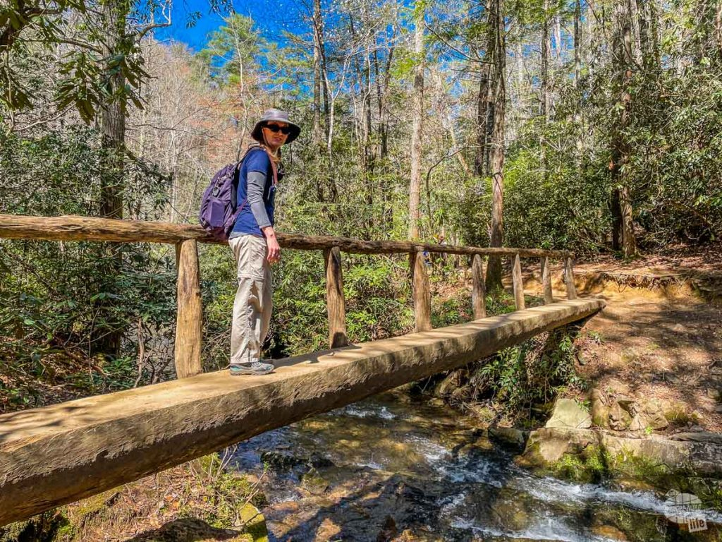 The Abrams Falls Trail is another one of our favorite Great Smoky Mountains National Park hikes.