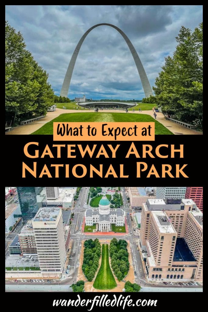 Explore Gateway Arch National Park, America's smallest national park, including a ride to the top and the amazing story of its construction.