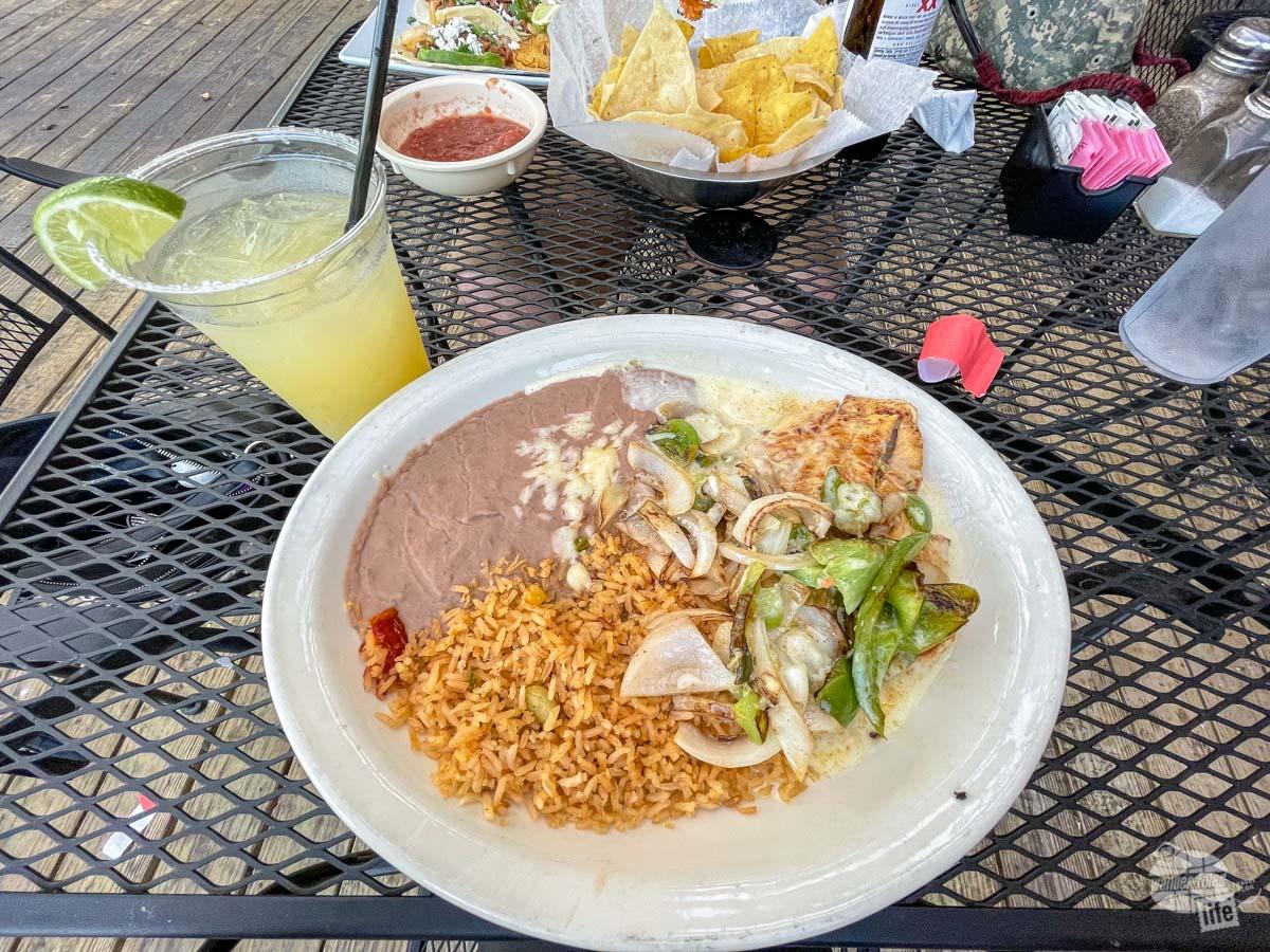 Las Margaritas in Van Buren, MO