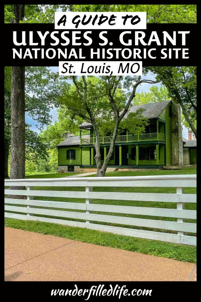 The Ulysses S. Grant National Historic Site provides a deep look into a complicated general and president as well as the family he loved.