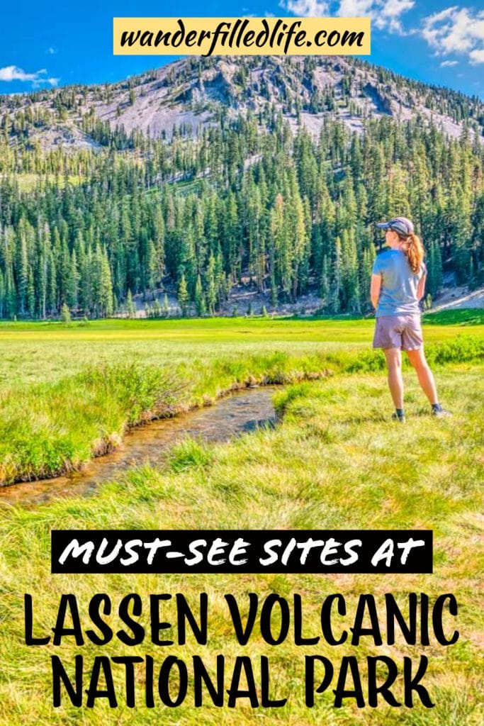 While not as popular as other parks in California, there are plenty of things to do at Lassen Volcanic National Park, even in just one day.