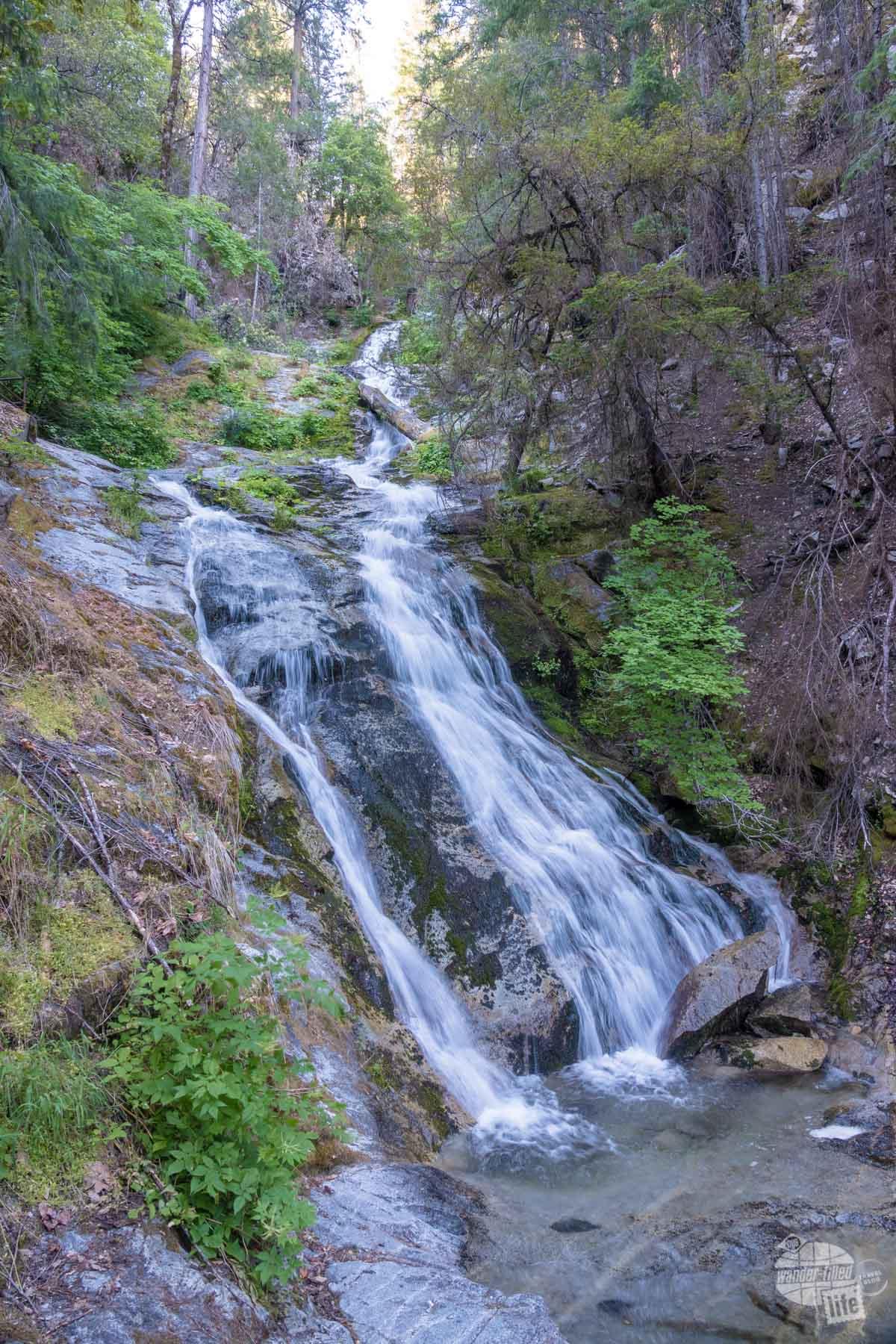 Upper Whiskeytown Falls