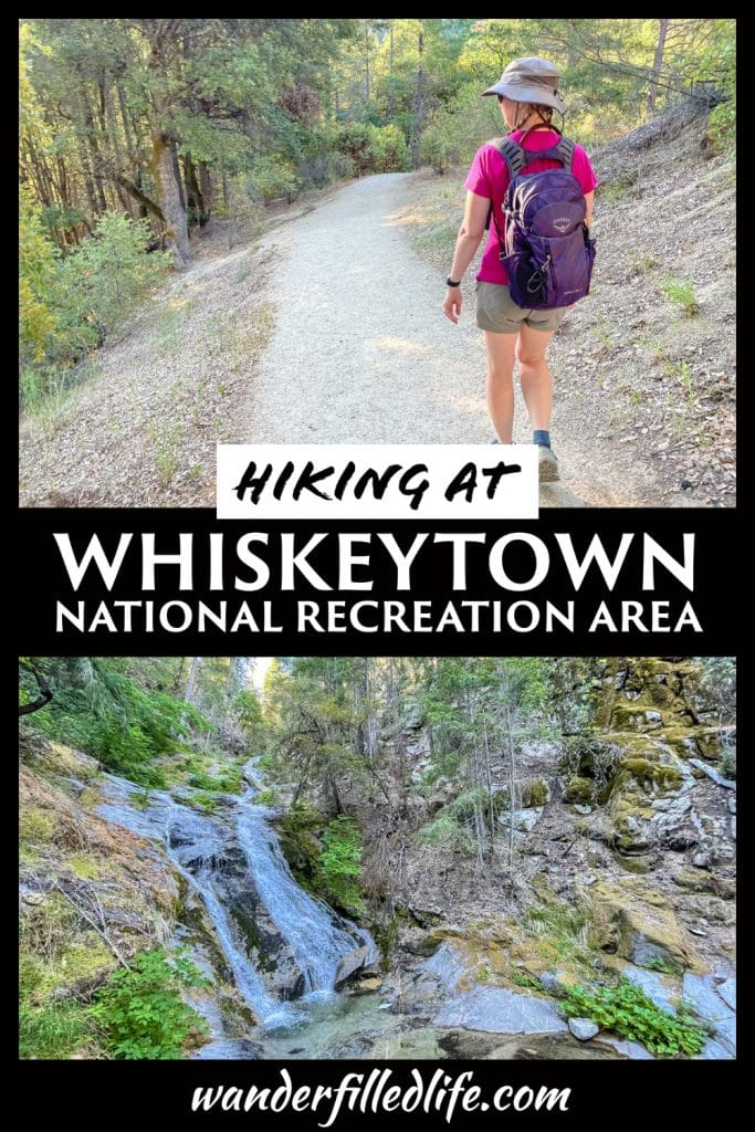 The lake is great but don't miss our recommendations for hiking at Whiskeytown National Recreation Area in Redding, CA.