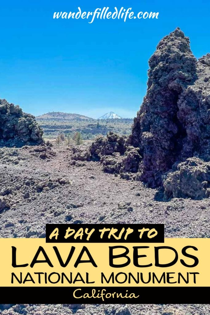 Get underground at Lava Beds National Monument and explore lava tubes on your own... not to mention the rugged volcanic landscape above.