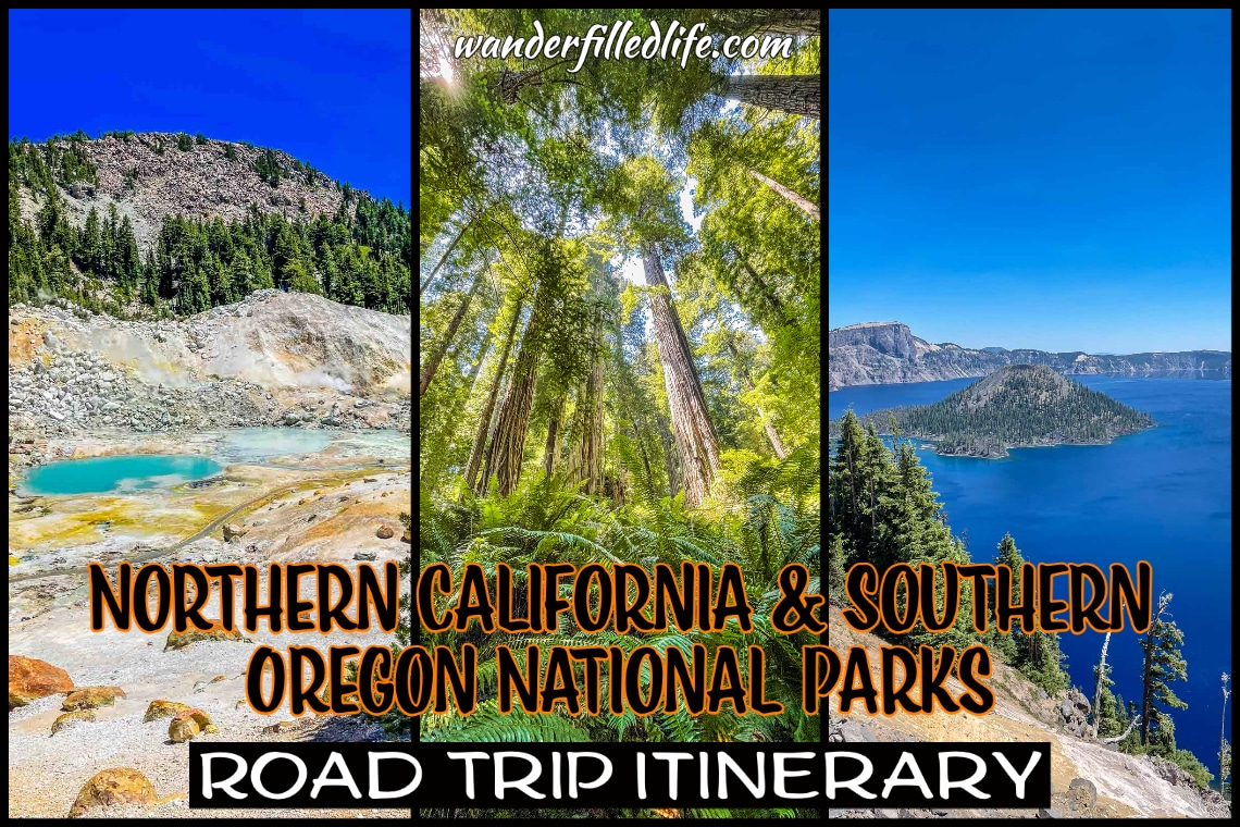 Northern California National Parks